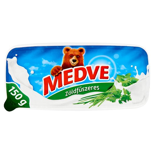 Medve Cheese Spread with Herbs 150 g