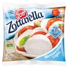 Zott Zottarella Light Semi-Fat Soft Mozzarella Cheese 125 g