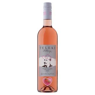 Csányi Pincészet Teleki Villányi Rosé Cuvée Dry Rose Wine 12,5% 75 cl