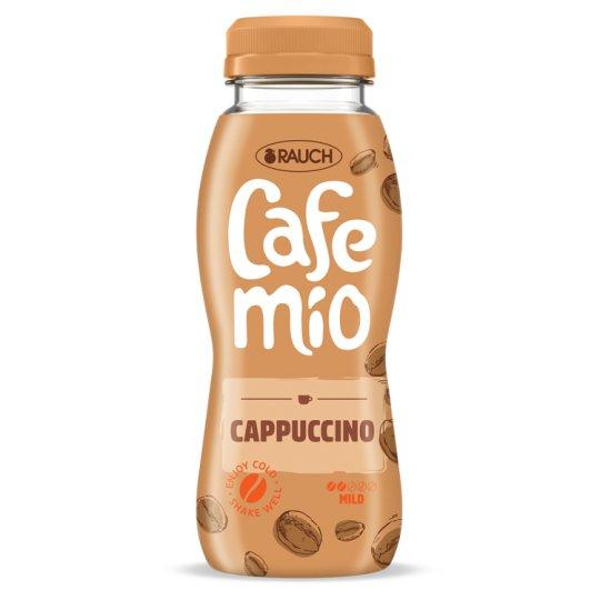 Rauch Cafemio Cappuccino kávéital tejjel 250 ml
