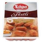 Sága Füstli Snacki Cooked Smoke Flavoured Turkey Product 160 g