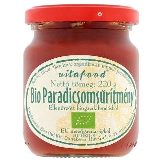 Vitafood Organic Tomato Sauce 220 g