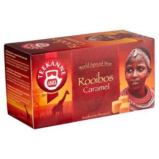 Teekanne World Special Teas Flavoured Rooibos Tea with the Taste of Cream & Caramel 20 Tea Bags 35 g