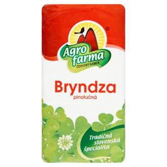 Agro Farma Bryndza Slovak Sheep's Milk Cottage Cheese 125 g