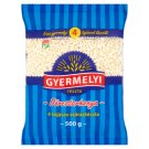 Gyermelyi Egg Barley Dry Pasta with 4 Eggs 500 g