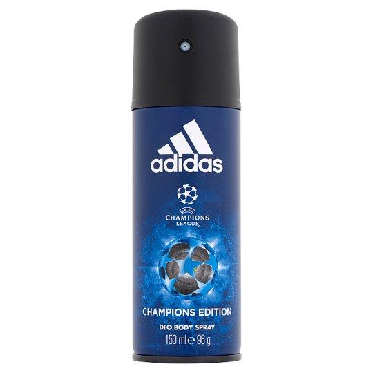 Adidas UEFA Champions League Champions Edition Deo Body Spray for Men 150 ml