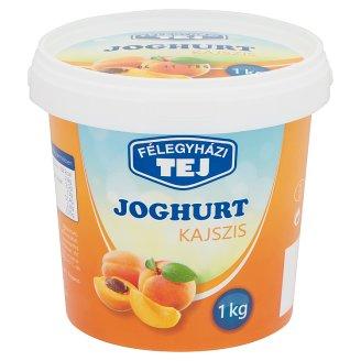 Félegyházi Tej Yoghurt with Apricot 1 kg