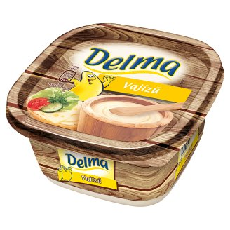 Delma Vajízű Light Margarine 500 g