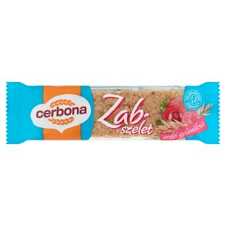image 1 of Cerbona Oat Bar with Forest Fruits 50 g