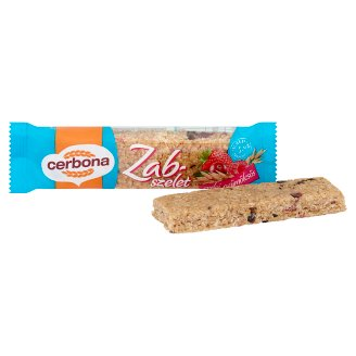 image 2 of Cerbona Oat Bar with Forest Fruits 50 g