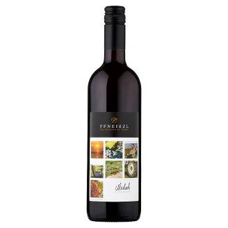 Pfneiszl Soproni Merlot Klasszikus száraz vörösbor 13,5% 0,75 l