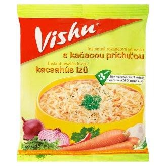Vishu kacsahús ízű instant tésztás leves 60 g