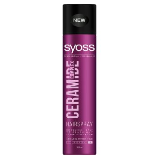 Syoss Ceramide Complex Mega Strong Hold Hairspray 300 ml