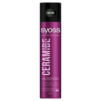 Syoss Ceramide Komplex hajerősítő hajlakk 300 ml