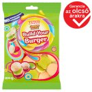 Tesco Candy Carnival Build Your Burger Fruit Flavoured Gummy Candy 100 g