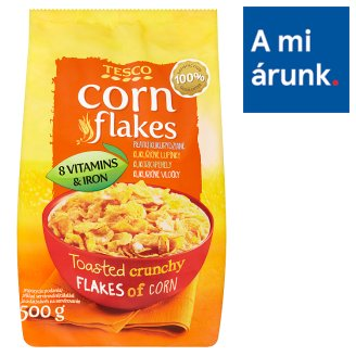 Tesco Corn Flakes 500 g