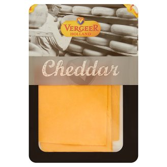 Vergeer Holland Cheddar Red Cheese 100 g