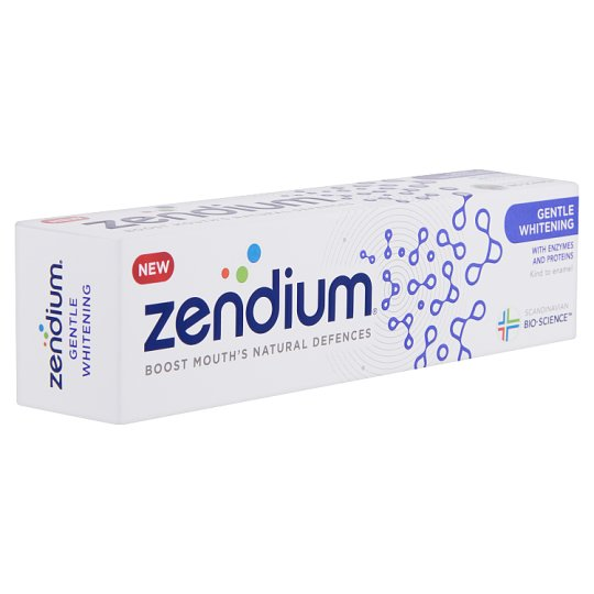 Zendium Gentle Whitening fogkrém 75 ml