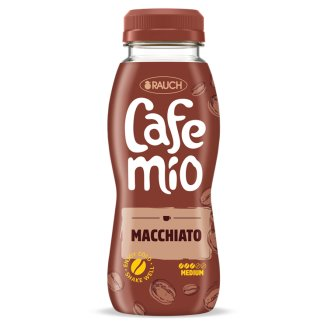 Rauch Cafemio Macchiato Coffee Drink with Milk 250 ml