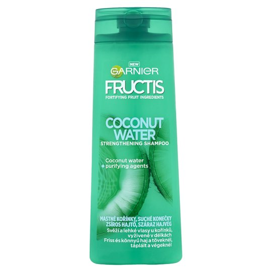 Garnier Fructis Coconut Water Shampoo 400 ml