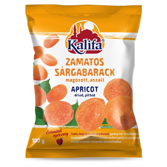 Kalifa Pitted Dried Apricots 100 g