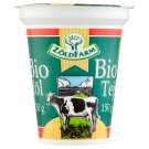 Zöldfarm Organic Homogenized Sour Cream 20% 150 g