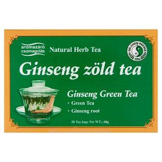 Dr. Chen Patika ginseng zöld tea 20 filter 60 g
