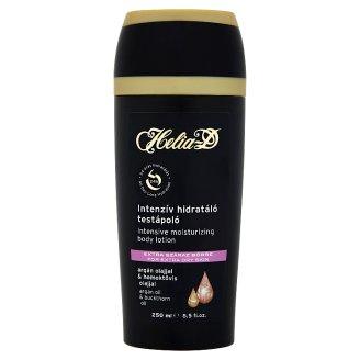 Helia-D intenzív hidratáló testápoló extra száraz bőrre argán olajjal és homoktövis olajjal 250 ml