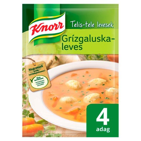Knorr Telis-Tele Levesek Semolina Dumpling Soup 55 g