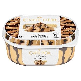 Carte D'Or Gelateria Caffé Latte Ice Cream 900 ml