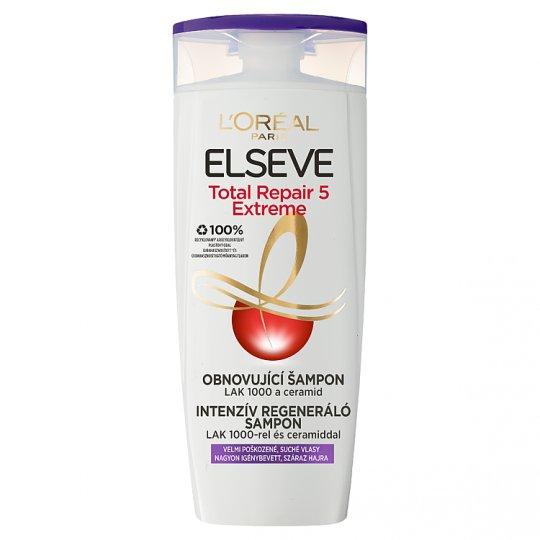 L'Oréal Paris Elseve Total Repair Extreme Shampoo for Dry, Damaged Hair 250 ml