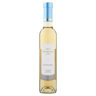 Patricius Katinka Tokaji Cuvée késői szüretelésű édes fehérbor 12% 375 ml