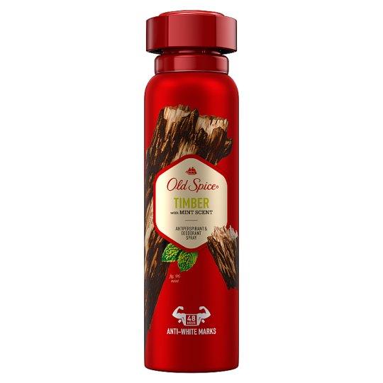 Old Spice Timber Izzadásgátló Deo Spray, 150 ml