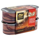 Nestlé Gold Chocolate Milk Foam with Cocoa Layer with Sugar and Sweeteners 4 x 57 g