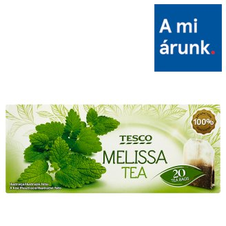 Tesco Filtered Melissa Tea 20 Tea Bags 40 g