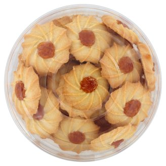 Sweet Cookies with Apricot Jam Filling 350 g