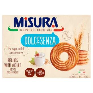 Misura joghurtos keksz édesítőszerrel 400 g