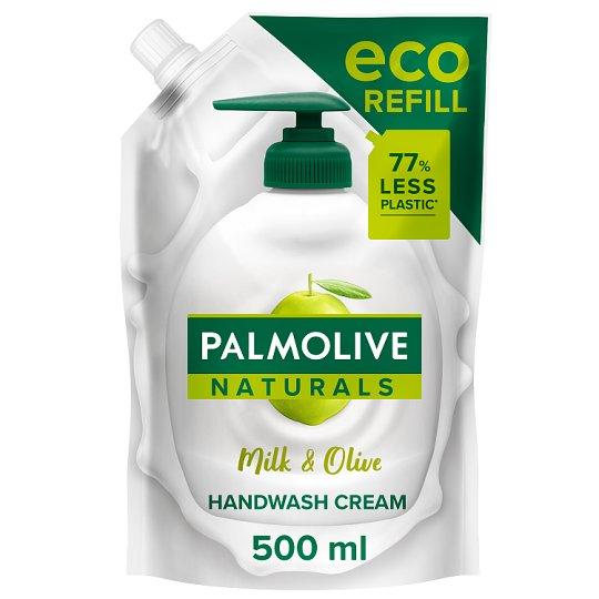 Palmolive Olive & Milk folyékony szappan utántöltő 500 ml