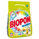 Biopon Takarékos Color Powder Detergent for Color Clothes 20 Washes 1,4 kg