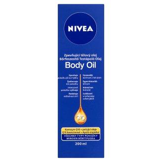 NIVEA Q10 bőrfeszesítő testápoló olaj minden bőrtípusra 200 ml