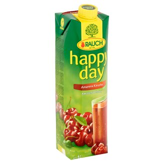 Rauch Happy Day meggy nektár 1 l