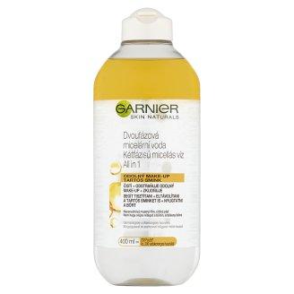 Garnier Skin Naturals All in1 kétfázisú micellás víz 400 ml