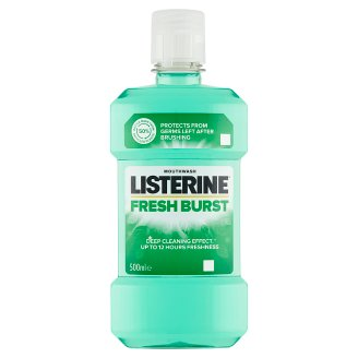 Listerine Fresh Burst szájvíz 500 ml
