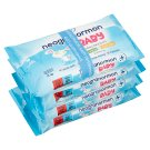 Neogranormon Baby Wipes with Aloe Vera and Chamomile Extracts 4 x 55 pcs