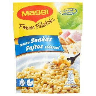 Maggi Finom Falatok Ham and Cheese Flavoured Pasta 156 g