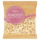 Tesco Blanched Almond Sticks 100 g