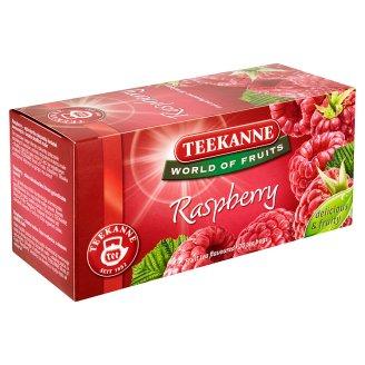 Teekanne World of Fruits Raspberry Flavoured Tea 20 Tea Bags 50 g