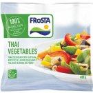 FRoSTA gyorsfagyasztott thai zöldségkeverék gyömbéres szósszal 400 g