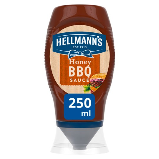 Hellmann's Honey BBQ Sauce 250 ml