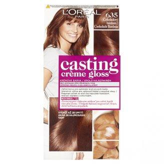 image 1 of L'Oréal Paris Casting Crème Gloss 635 Chocolate Bonbon Care Hair Colorant